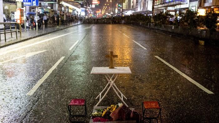 How the Umbrella Movement Spurred Hong Kong's Digital Witness