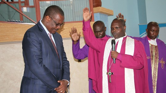 Most Kenyan Churches Ban Politicians from Pulpits, Except for Methodists