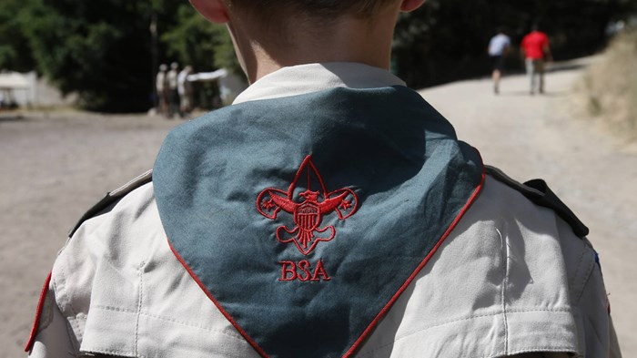 Boy Scouts' Bankruptcy Leaves Churches Liable for Abuse Suits