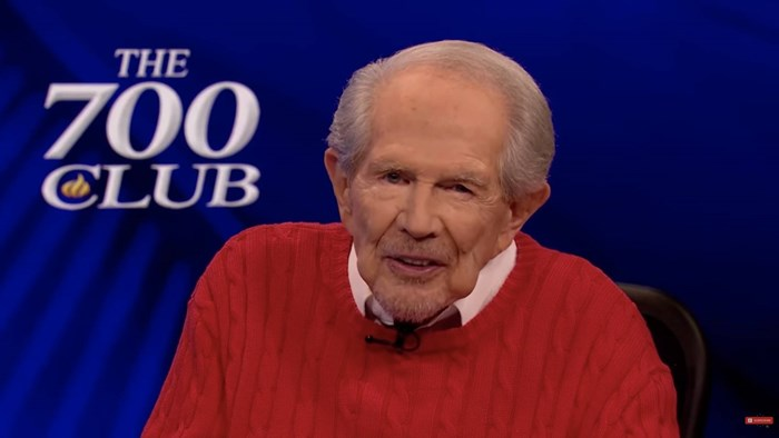 Pat Robertson Retires from The 700 Club at 91