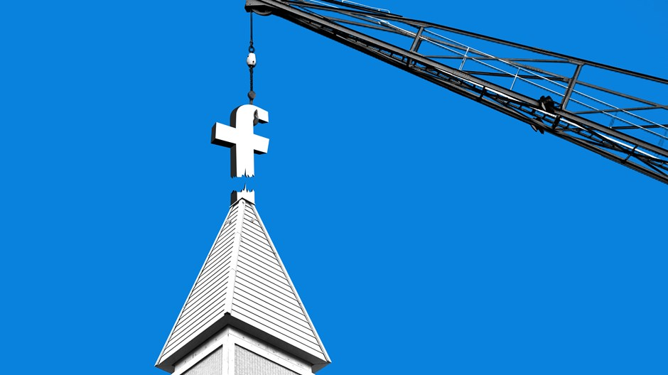 Why Church Shouldn't Just Be on Facebook