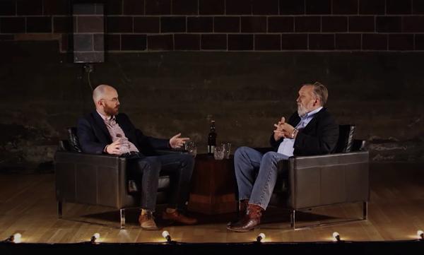 Rigney y Wilson discuten el «pecado de la empatía».