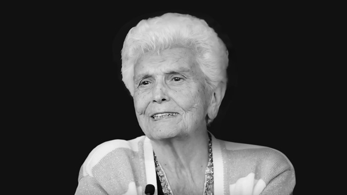Died: Evelyn Mangham, Who Convinced Evangelicals to Welcome Refugees