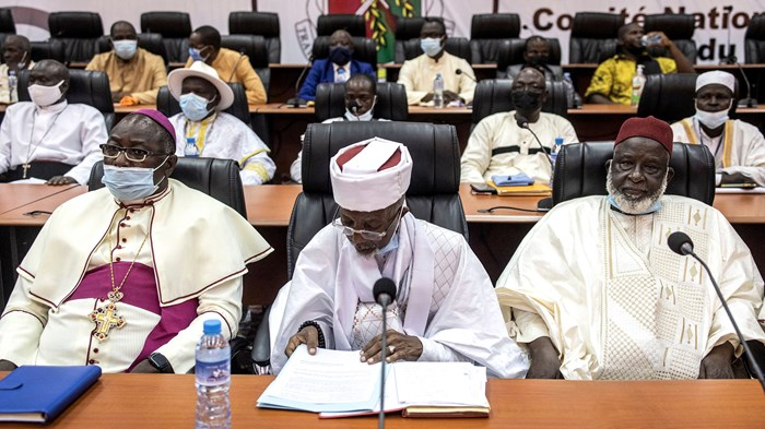 Christians Welcome Coup in Guinea