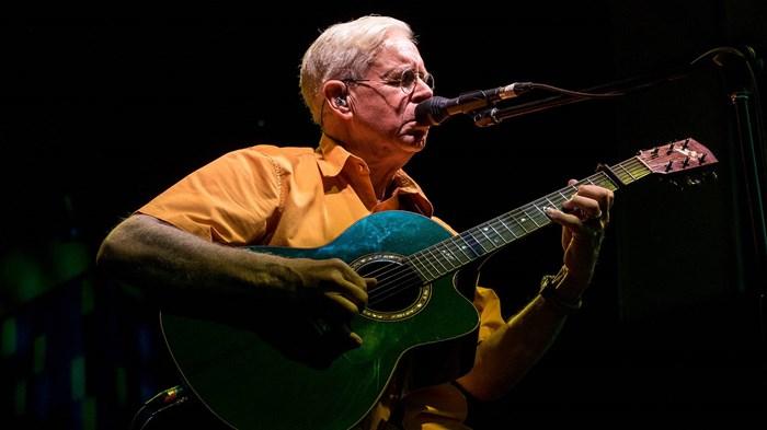 Singer-Songwriter Bruce Cockburn's Latest Gig? His Church's Worship Band