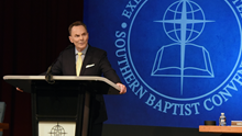 Ronnie Floyd Resigns from SBC Executive Committee