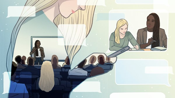 Email Is Useful, but Texting Is Transforming College Campuses