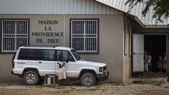 17 Missionaries Kidnapped in Haiti