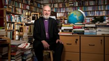 The New Head of the World Evangelical Alliance Wants to Talk