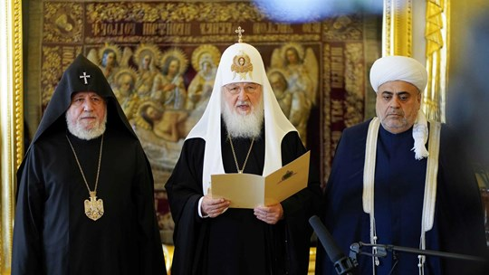 Suing for Peace: Can Clerics Reconcile Armenia and Azerbaijan Better Than Courts?