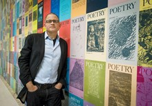 Breaking News: Christian Wiman Discusses Faith as He Leaves World's Top Poetry Magazine