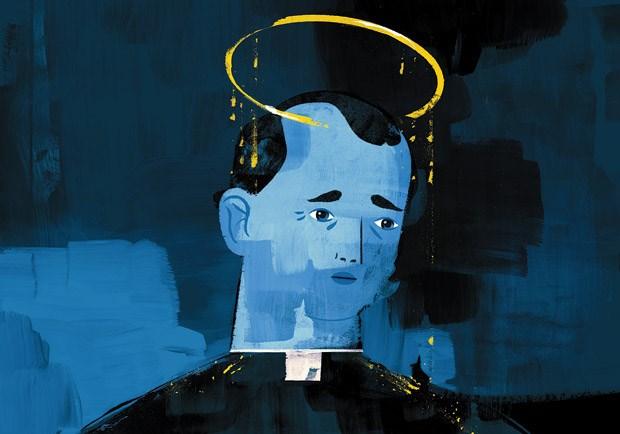 The Sin of a Preacher Man