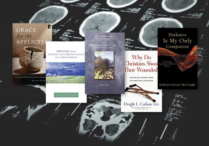My Top 5 Books on Mental Illness
