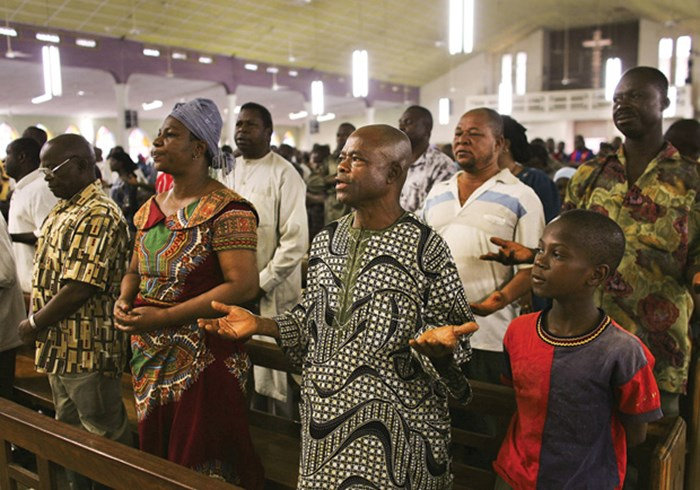 How a Catholic-Pentecostal Split Could Help Nigeria's Militant Islamists