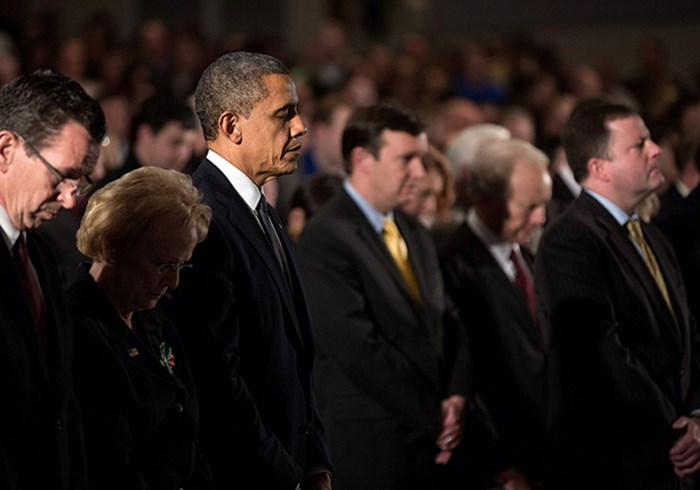 Lutheran Pastor Apologizes for Praying at Newtown Vigil