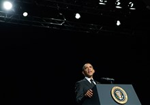 Obama Pleads for a More Prayerful Washington