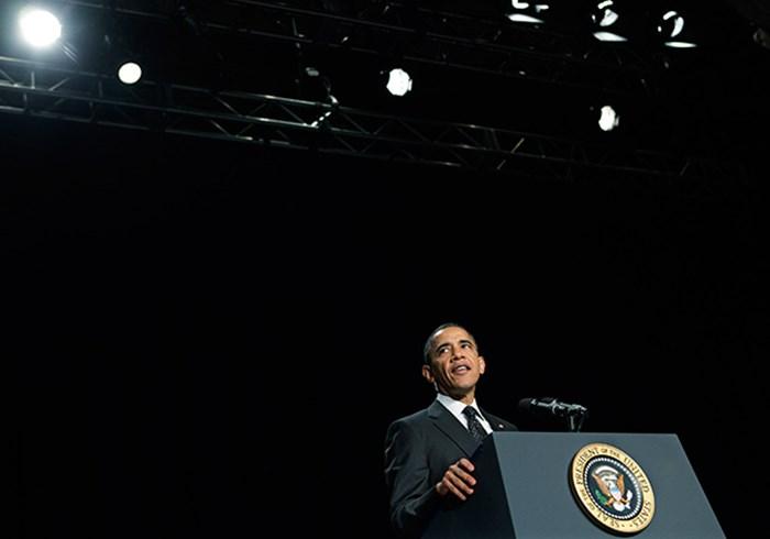 Obama Pleads for a More Prayerful Washington