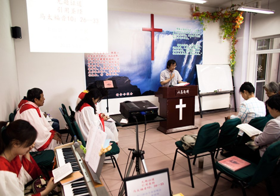 How China Plans to Wipe Out House Churches