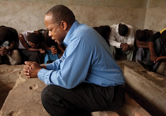 Black Churches' Missing Missionaries