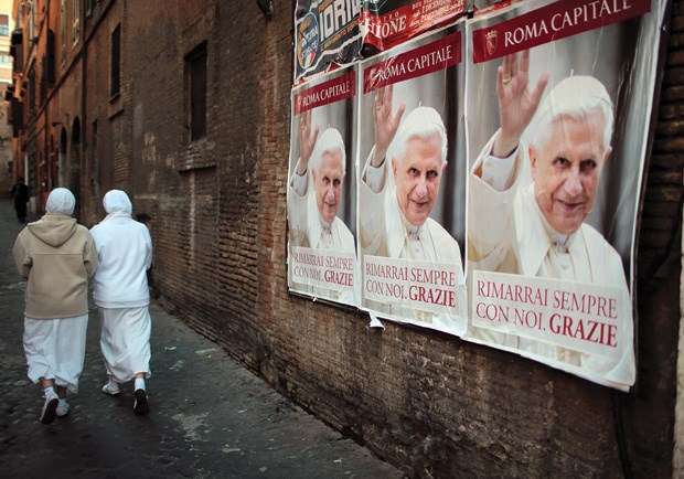 A Pope for All Christians
