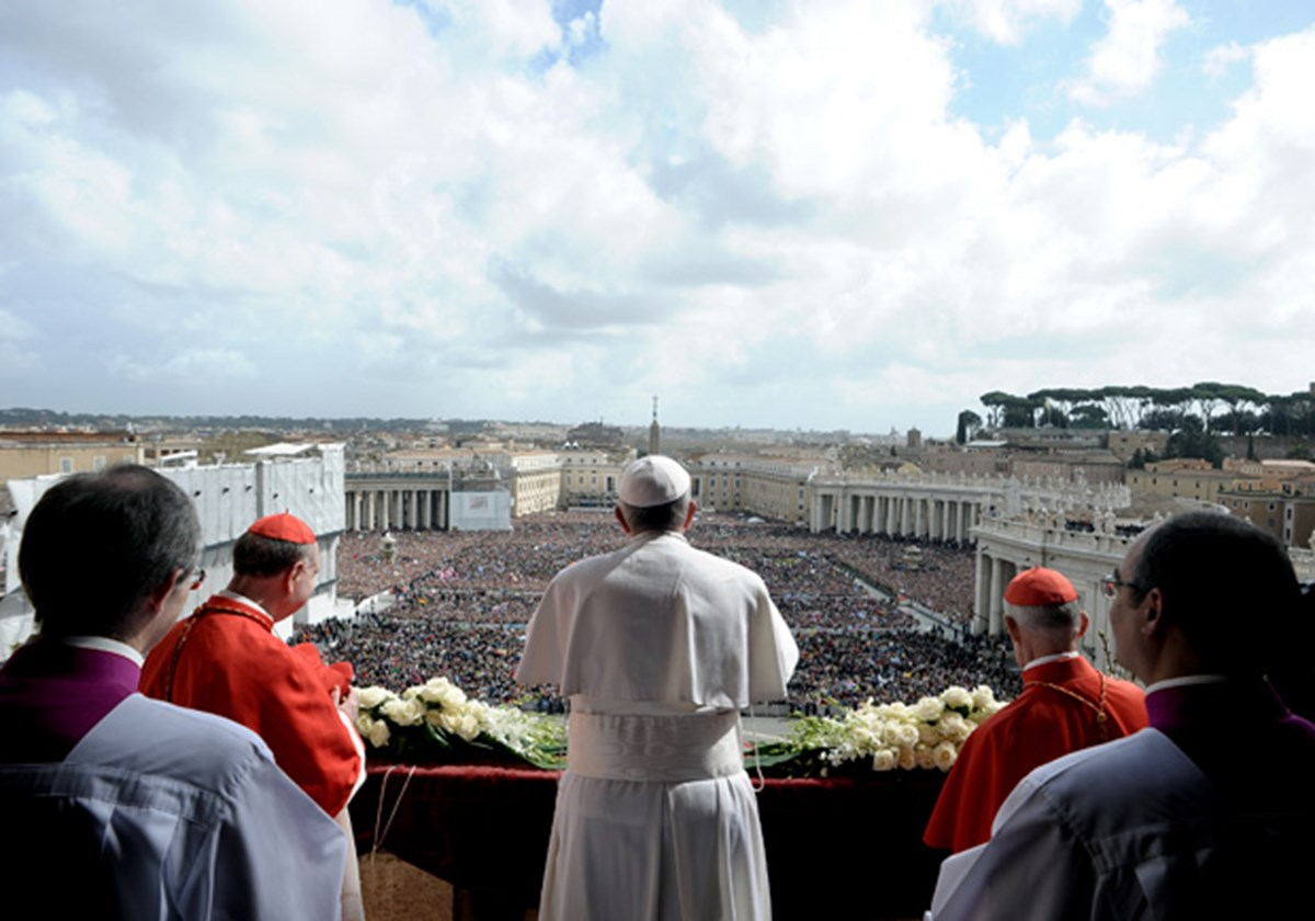 Pope Francis's Emerging Revolution