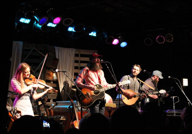 David Crowder: Why Old Gospel Music Works in a Club