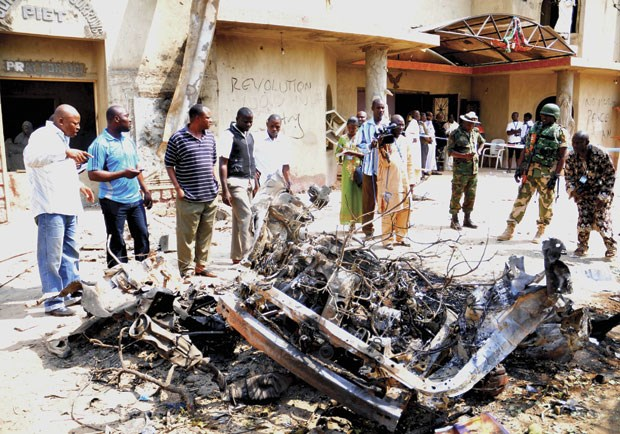 Violence in Nigeria: Breaking the Country's Fatal Deadlock