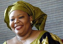 The Ceasefire Prayer Behind Leymah Gbowee's Nobel Peace Prize