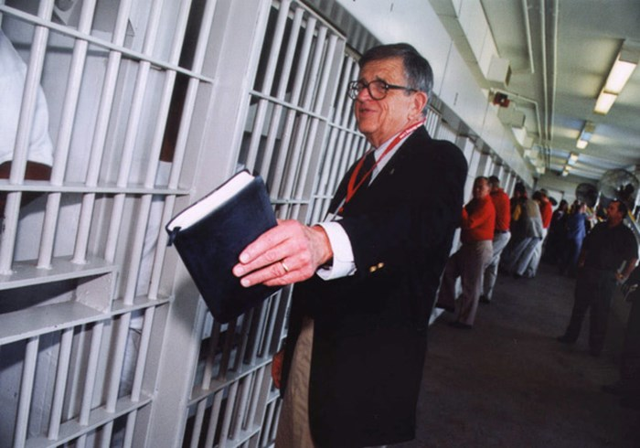 Chuck Colson and the Conscience of a Hatchet-Man