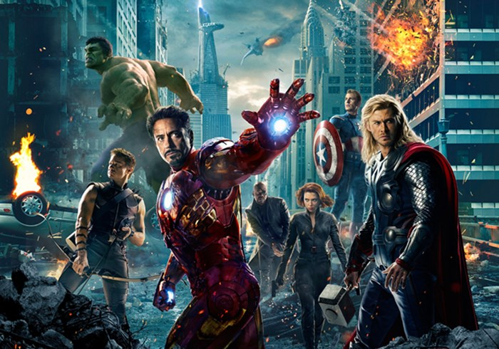 the avengers christianity today