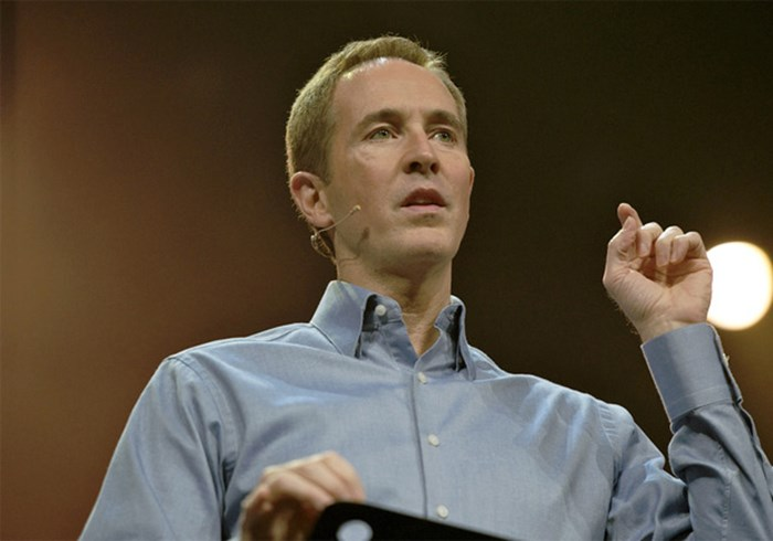 Andy Stanley Sermon Illustration on Homosexuality