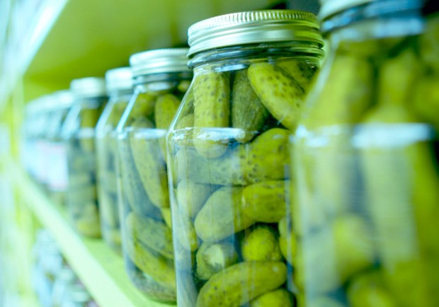 God Doesn't Keep Jews in a Pickle Jar