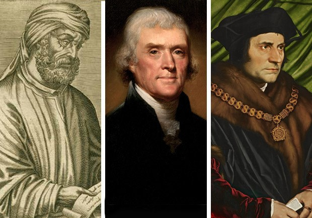 Do the Church Fathers, the Founding Fathers, and Catholic Saints Really Go Together?