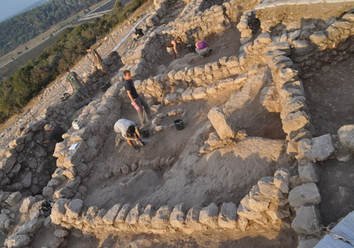 Philistine Digs Define David and Solomon