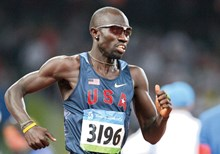 Lost Boy Olympian Lopez Lomong Runs to Save Lives