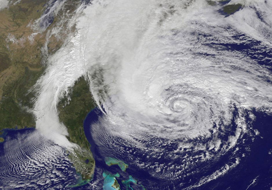 What Jesus Might Say About Sandy