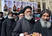 Child's Ballot Will Determine November Election—Of Next Coptic Pope