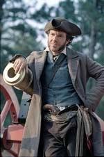 Dennis Quaid as Gen. Sam Houston