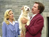 It's a dog-eat-dog world for Veronica (Christina Applegate) and (Ron) Will Ferrell