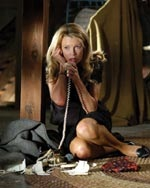 Kim Basinger is making the call of her life—literally