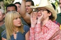 Hilary Duff and Dan Byrd