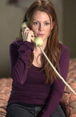 Julianne Moore plays the role of Telly Paretta