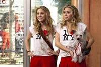 Mary-Kate and Ashley apparently love a certain city