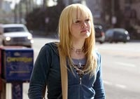 Hilary Duff plays Terri, a teenage girl determined to follow her musical dreams