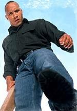 Dwayne 'The Rock' Johnson as Chris Vaughn