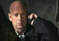Bruce Willis plays Jeff Talley, a cop facing a very sticky, and dangerous, dilemma