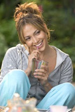 Jennifer Lopez plays the lovestruck Charlie