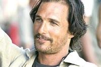 Matthew McConaughey as Dirk Pitt, an Indiana Jones wannabe