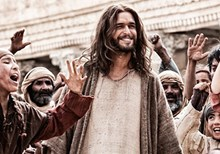 Faith-Themed Television Boosted by 'The Bible'
