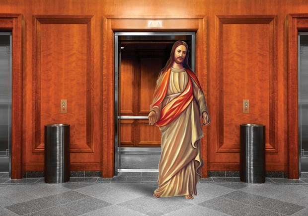 Jesus' Elevator Speech